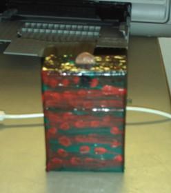 Make A Bank Out of A Box