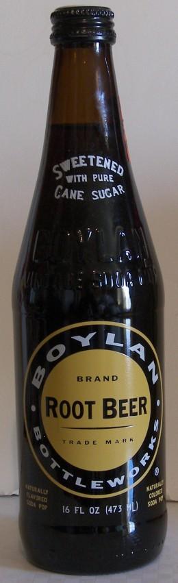 Boylan Root Beer
