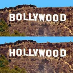 Bollywood in  Comparision with Hollywood
