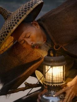 I AM AN OIL LAMP