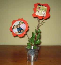 Photo Flower Bouquet