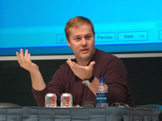 Jason calacanis annoucing why he quit blogging