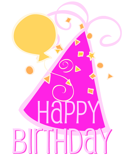 Free birthday clip art