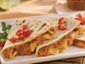 Chicken Quesadilla, photo from Nutrisystem