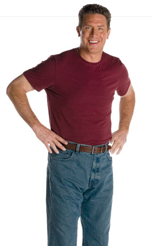 Dan Marino lost 22 lbs.
