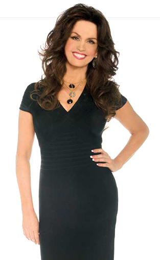 Marie Osmond lost 50 lbs.