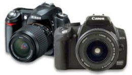Canon Rebel T2i / 550D or Nikon D3100 ?