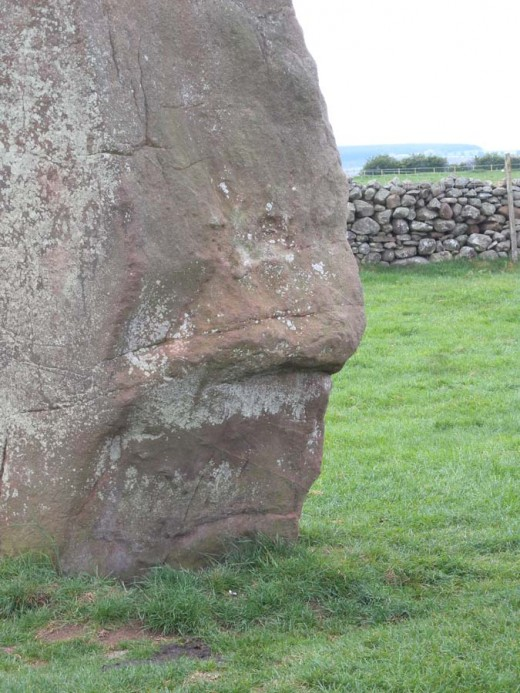 Long Meg was the first stone that revealed herself to me.  It was so magical and exhilarating.