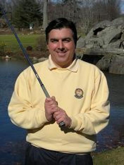 Vincent Grillo Jr., golf pro, executive director