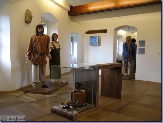 Bled Castle - Museum
