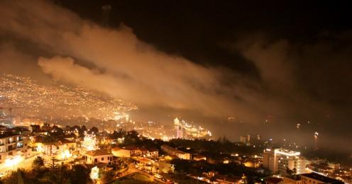 A Smoky Sky