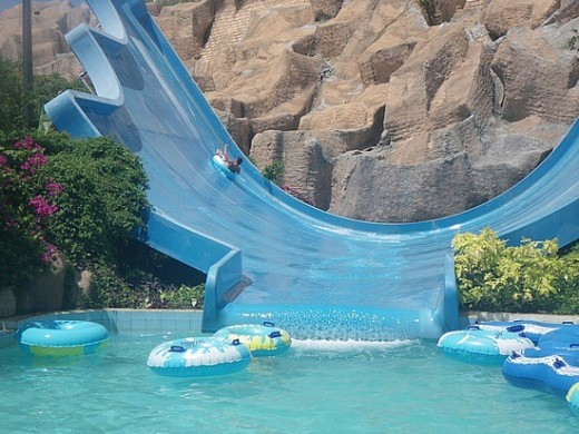 Water Slide, Vinpearl