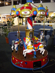 Use Coin Operated Kiddie Rides to make passive income