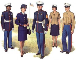 How to pass a uniform inspection