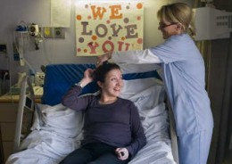 Nicolle Perez lives in a nursing facility