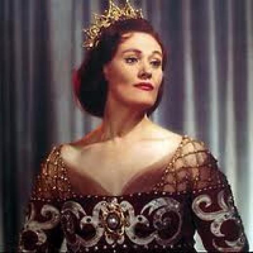 Dame Joan Sutherland. Australia's Greatest Treasure