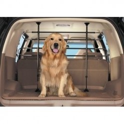 Top 5 best Auto dog barriers : travel safe with your best friend