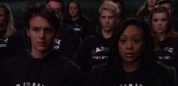 Vocal Adrenaline depressed after seeing New Directions perform a funk number.