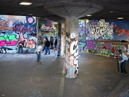 South Bank Skateboard Park