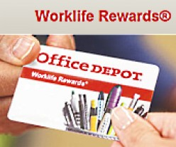 MyWorklifeRewards.com: Office Depot Rewards Program