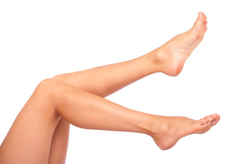 get the look of smooth cellulite free legs