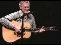 Free Fingerpicking Blues Guitar Lesson #1 - Deep River Blues Chords - Doc Watson