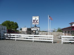 Winnemucca Nevada - First Stop