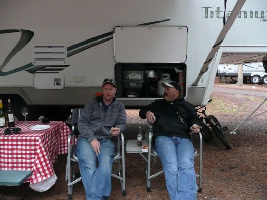 Dan and Phil - Fine Cigar!
