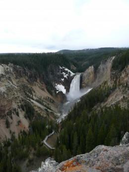 Yellowstone Grand Canyon Falls