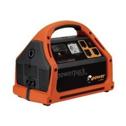 Xantrex Powerpack 600 Watt Jumpstarter, Power InverterAM/FM Radio and Backup Power Source