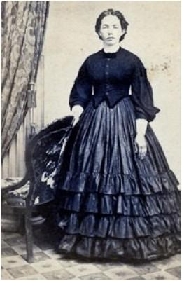 Julia May Stevens