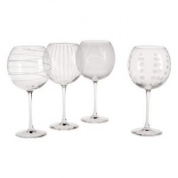 Mikasa Cheers Wine Glasses