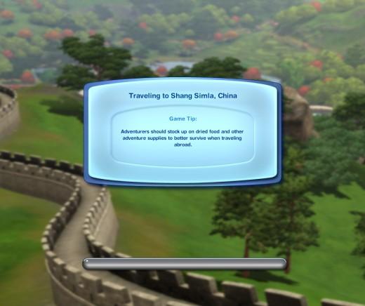 Shang Simla Loading Page