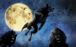 The Pack...A werewolf poem