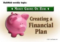 HubMob Weekly Topic: Creating a Financial Plan