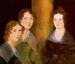 The wonderful novels of The Bronte Sisters. Jane Eyre, Wuthering Heights. Great classics of English literature.