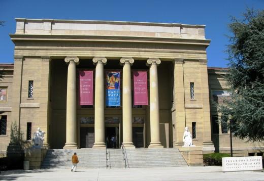 Unversity of Stanford Museim