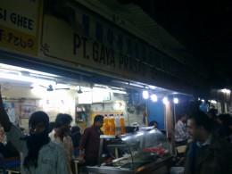 Top Gun at Parantha Wali Gali Delhi