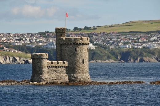 Tower of Refuge in Douglas Bay, Isle of Man  David Lloyd-Jones 2010