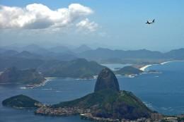 The Sugarloaf Mountain, Rio de Janeiro