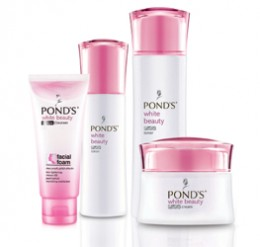 Ponds Moisturizing Lotions