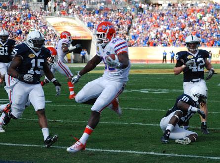WR Omarius Hines Florida