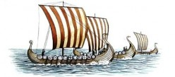 The Vikings Came Before Columbus