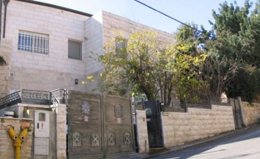 Large Luxurious House, Jerusalem, Israel (Old Katamon)