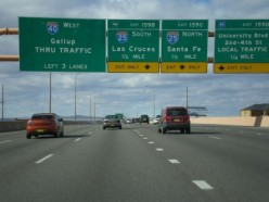 Fun Facts About U.S. Interstate Signs