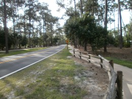 Disney's Fort Wilderness, Host to the Annual 70.3 Half Ironman Event