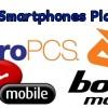 Compare Prepaid Smartphones: Metro PCS vs Virgin Mobile vs Boost Mobile