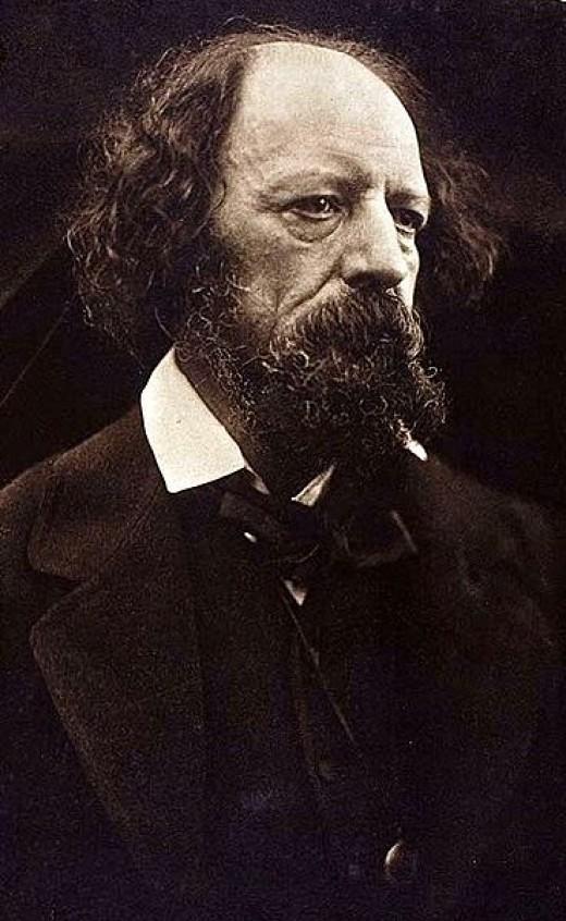 Alfred Tennyson, (1809  1892)