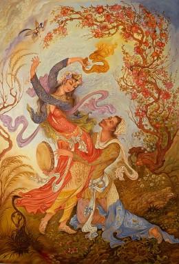 Sufi Love Scene
