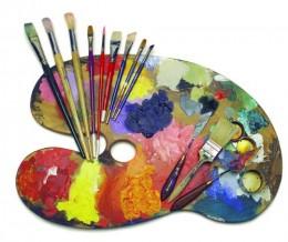 Art supplies (optional)